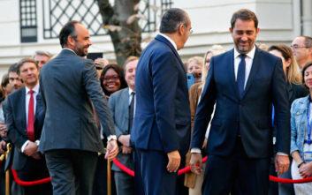 Με... δελτίο τύπου ο ανασχηματισμός της γαλλικής κυβέρνησης