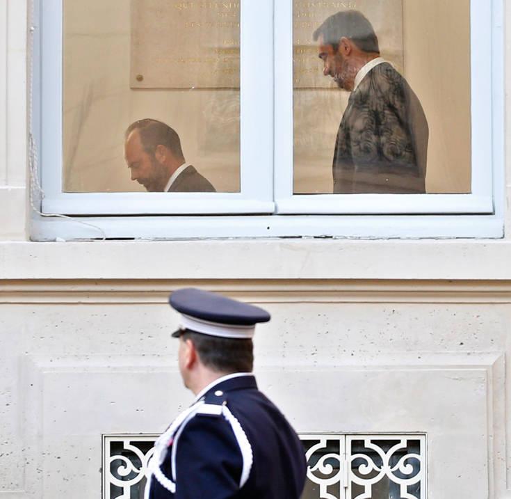 Με… δελτίο τύπου ο ανασχηματισμός της γαλλικής κυβέρνησης