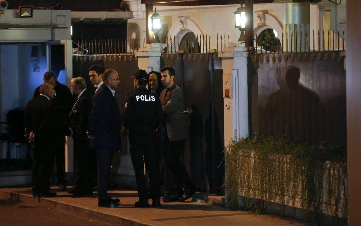 Συνεχίζουν τις έρευνες για την υπόθεση Κασόγκι οι τουρκικές αρχές