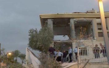 Ρουκέτες της Χαμάς εκτοξεύθηκαν... κατά λάθος στο Ισραήλ λόγω κεραυνού