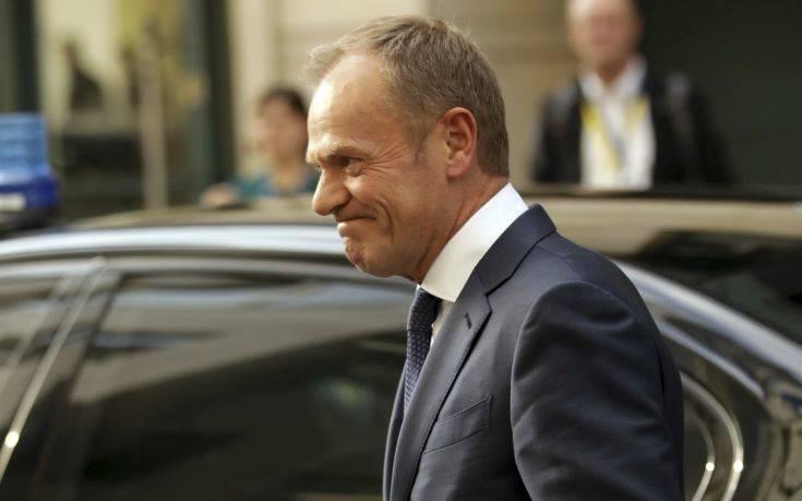 Τουσκ: Το κλίμα είναι καλύτερο, είμαστε πιο κοντά σε συμφωνία για το Brexit