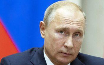 Συλλυπητήρια Πούτιν για τον θάνατο του Τζορτζ Μπους του πρεσβύτερου