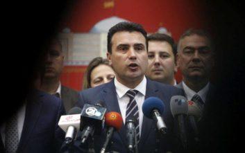 Ζάεφ: Στη συμφωνία υπάρχει αναφορά σε «μακεδονική» γλώσσα