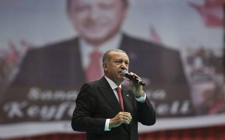 Αποφασισμένος ο Ερντογάν να «ξεφορτωθεί» την κουρδική πολιτοφυλακή στη βόρεια Συρία