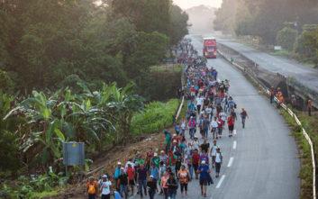 Περισσότεροι από 7.000 Αμερικανοί στρατιώτες θα αναπτυχθούν κοντά στα σύνορα με το Μεξικό