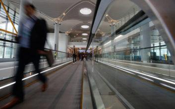 Εικόνες χλιδής μέσα από το νέο αεροδρόμιο της Κωνσταντινούπολης