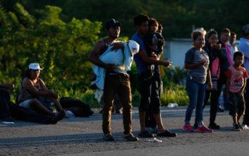 Συμμορία κρατούσε αιχμάλωτους μετανάστες στο Μεξικό