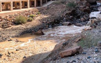 Δωδεκάχρονη στην Ιορδανία εντοπίστηκε νεκρή μετά τις πλημμύρες