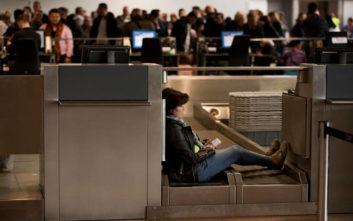 Ματαιώσεις πτήσεων και σήμερα στο αεροδρόμιο των Βρυξελλών