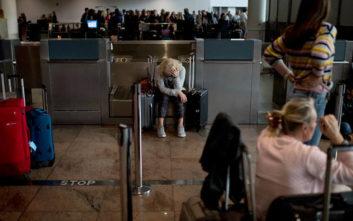 Ακυρώσεις πτήσεων στο αεροδρόμιο των Βρυξελλών λόγω απεργίας