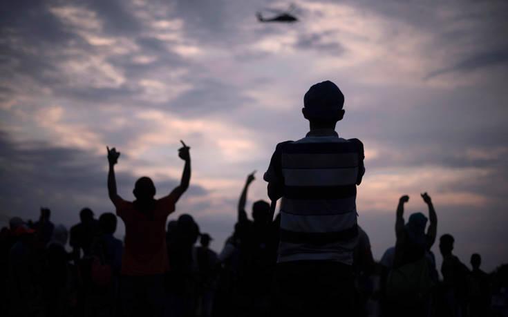ΟΙ ΗΠΑ βάζουν τέλος στο άσυλο πολλών μεταναστών της κεντρικής Αμερικής