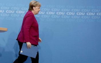 Μέρκελ: Καθαρός εθνικισμός το να πιστεύει κανείς ότι θα τα καταφέρει όλα μόνος του