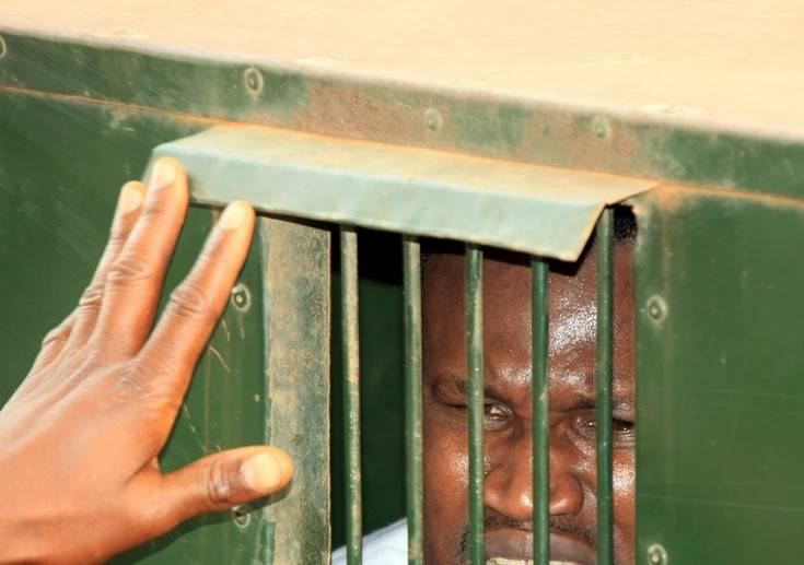 Ο 100 ετών άντρας που βρίσκεται αντιμέτωπος με τη θανατική ποινή