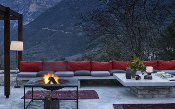 Ένα ελληνικό ορεινό ξενοδοχείο διεκδικεί την κορυφή του κόσμου για δεύτερη συνεχόμενη χρονιά
