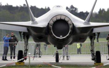 «Άδικος ο αποκλεισμός μας από το πρόγραμμα των F-35»