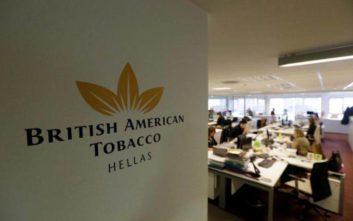 Επενδύσεις 150 εκατ. ευρώ στην Ελλάδα από την British American Tobacco