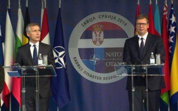 Στόλτενμπεργκ: Το ΝΑΤΟ έχει πρωτεύοντα στόχο την οικοδόμηση ειρήνης