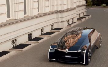 Το ρομποτικό αυτοκίνητο της Renault που νοικιάζεται με την ώρα