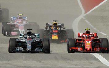 Η Formula 1 αύξησε κατά 10% την παγκόσμια τηλεθέασή της το 2018