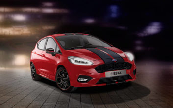 Νέα Fiesta ST-Line Red Edition και Black Edition