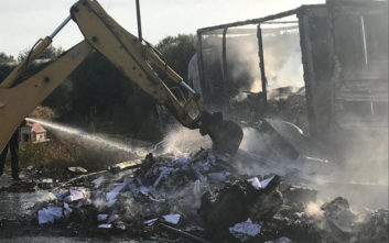 Τραγικό τροχαίο με 11 νεκρούς μετανάστες στην Καβάλα