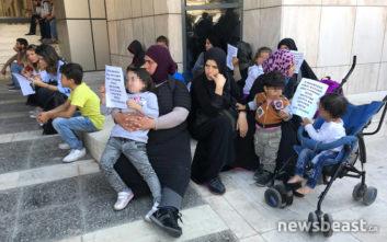 Προς επίλυση το θέμα των προσφύγων που έφυγαν από τη Μαλακάσα