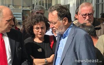 «Ο Π. Λαφαζάνης δεν απολογείται για την πολιτική του δράση»