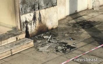Επίθεση σε αλβανικό τουριστικό γραφείο στην Αθήνα