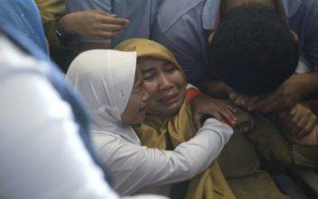 Τι λέει η εταιρία για την αεροπορική τραγωδία στην Ινδονησία