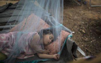 «Τα παιδιά είναι τα αληθινά θύματα των πολέμων»