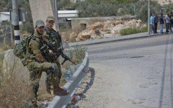 Οι ισραηλινές Αρχές συνέλαβαν τον Παλαιστίνιο διοικητή της Ανατολικής Ιερουσαλήμ
