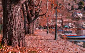 Η πόλη της Μακεδονίας που το Φθινόπωρο φοράει τα ωραιότερα χρώματα