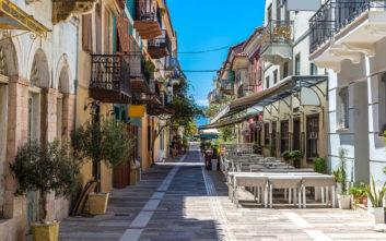 Η υπέροχη Παλιά Πόλη του Ναυπλίου