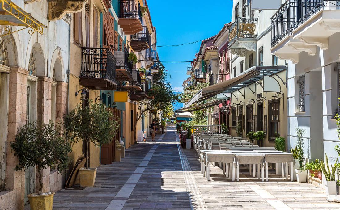 Η υπέροχη Παλιά Πόλη του Ναυπλίου – Newsbeast
