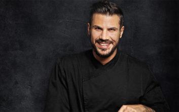 Ο Καραμολέγκος και ο Άκης Πετρετζίκης ενώνουν τις δυνάμεις τους στο πιο fun παιχνίδι μαγειρικής