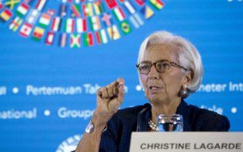 Λαγκάρντ: Η Ρώμη πρέπει να τηρεί τους κανόνες