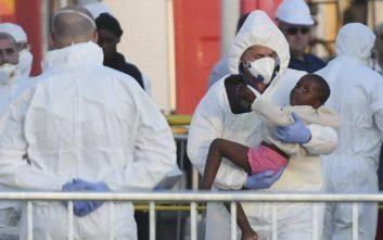 Οι ένοπλες δυνάμεις της Μάλτας διέσωσαν 120 μετανάστες