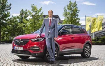 Η Opel στην «επίθεση» με οκτώ νέα ή ανανεωμένα μοντέλα