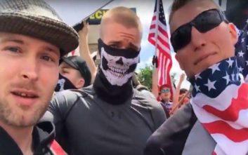 Ρατσιστικό τάγμα εφόδου εξάρθρωσε η αστυνομία στην Καλιφόρνια