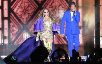 Ζαλίζουν τα κέρδη που έβγαλαν η Beyonce και ο Jay-Z στην τελευταία τους περιοδεία