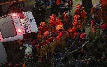 Αυξήθηκε ο αριθμός των νεκρών στην Ταϊβάν
