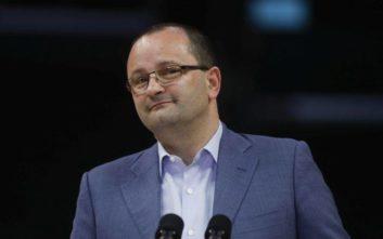 Έφυγε από την ζωή ο γενικός γραμματέας της FIBA, Πάτρικ Μπάουμαν
