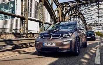 Πόσα χιλιόμετρα «βγάζουν» τα ηλεκτρικά BMW i3 και BMW i3s