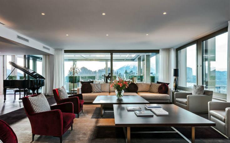 buergenstock hotel guestroom presidential suite 1 ok