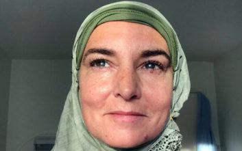 Η Sinead O' Connor ασπάστηκε τον ισλαμισμό