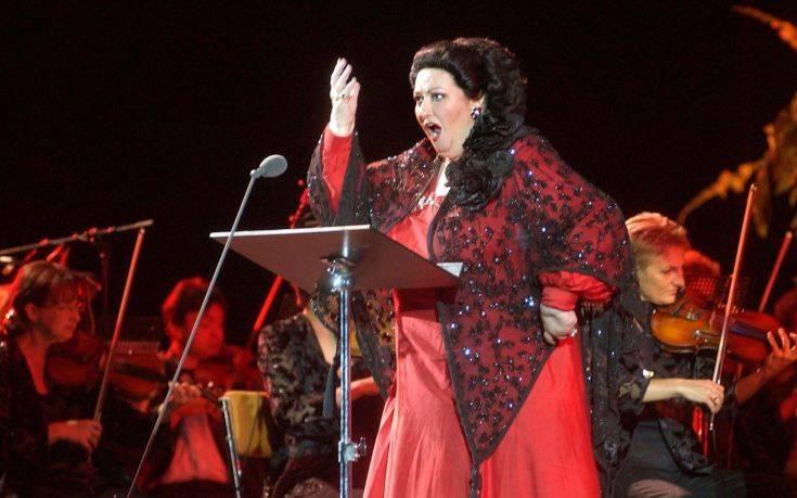 Έφυγε από τη ζωή η Ισπανίδα σοπράνο Μονσεράτ Καμπαγιέ