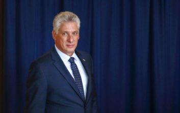 Η «διαδικτυακή» πρωτιά του προέδρου της Κούβας Μιγκέλ Ντίας- Κανέλ