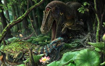 Ανακαλύφθηκε συγγενής του Τυραννόσαυρου Ρεξ, εξίσου τρομακτικός