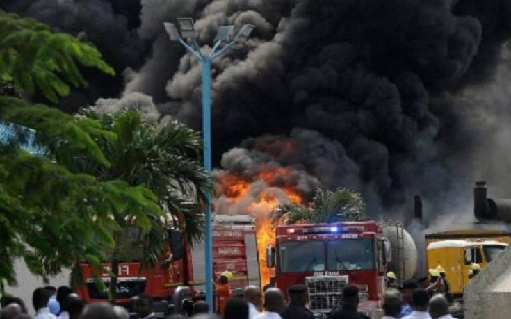 Στους 60 οι νεκροί από την πυρκαγιά σε πετρελαιαγωγό στη Νιγηρία