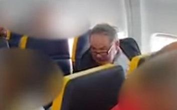 Σάλος με βίντεο που καταγράφει διαπληκτισμό επιβατών σε αεροσκάφος